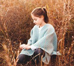 Crochet Pullovers & Ruanas
